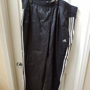 Adidas 3 Stripe Sweatpants/Track Pants